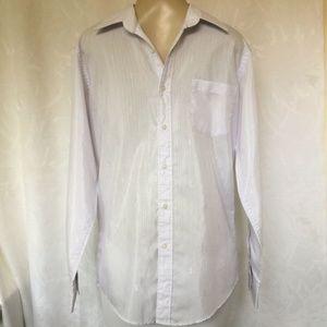 Yves Saint Laurent Long Sleeve Button Down Shirt